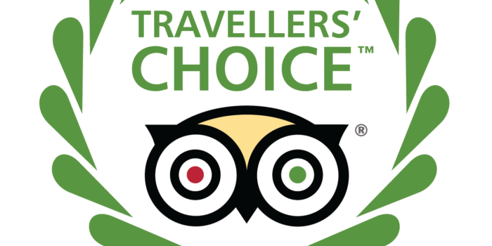 Aqua Wellness Resort wins the Trip Advisor Traveller's Choice award for the third year in a row